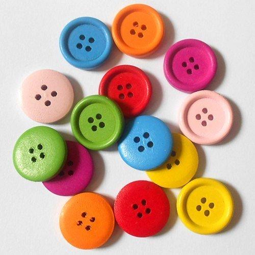 Nút màu